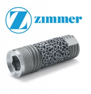 Photo: implant zimmer