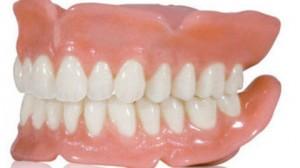 Photo: dentiers